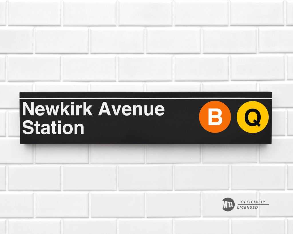 Newkirk Avenue Station