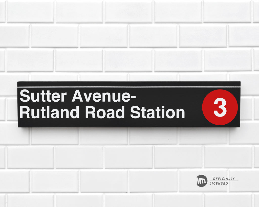 Sutter Avenue- Rutland Road Station