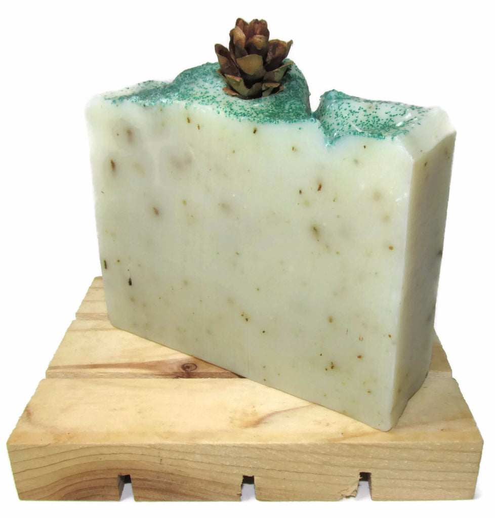 Parsley, Sage, Rosemary … & PINE! Soap
