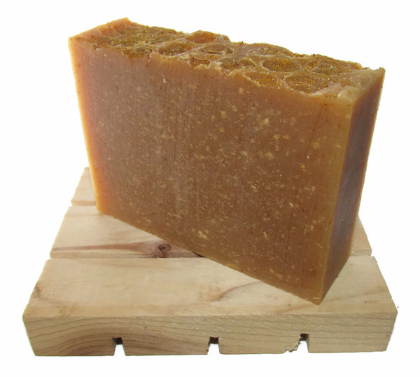 Sweet & Spicy - Curried Honey Soap