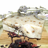 Heartlight - Lavender Hibiscus Soap