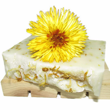 El Sol (The Sun) - Calendula Soap with Lemongrass