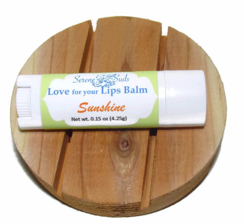 Love for Your Lips Balm - Sunshine (Coconut Mango)