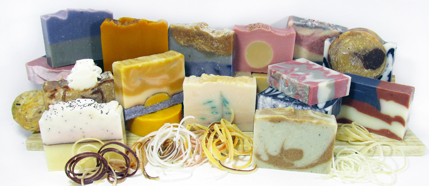All Natural, Artisan Soap