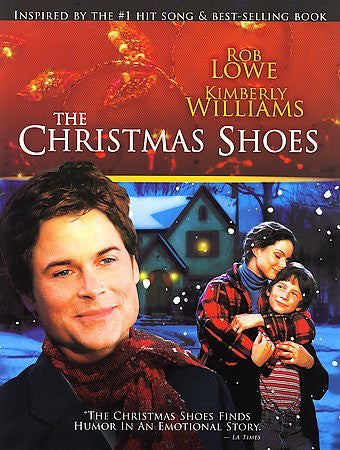 CHRISTMAS SHOES (DVD/W/O-RING)