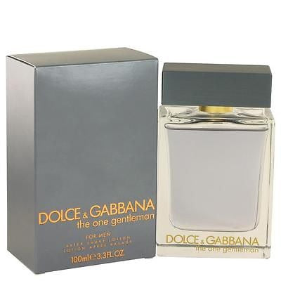 The One Gentlemen by Dolce & Gabbana - After Shave 3.4 oz