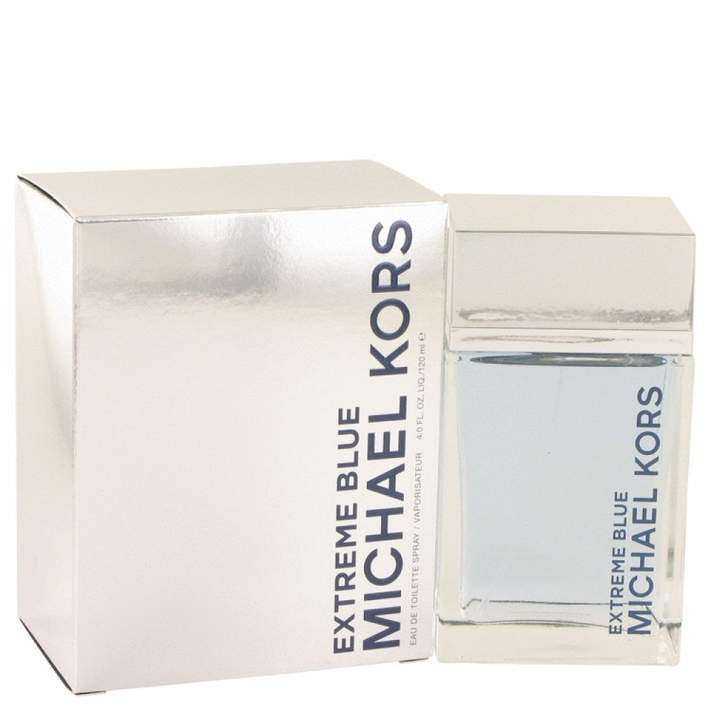 Michael Kors Extreme Blue By Michael Kors Eau De Toilette Spray 4 Oz