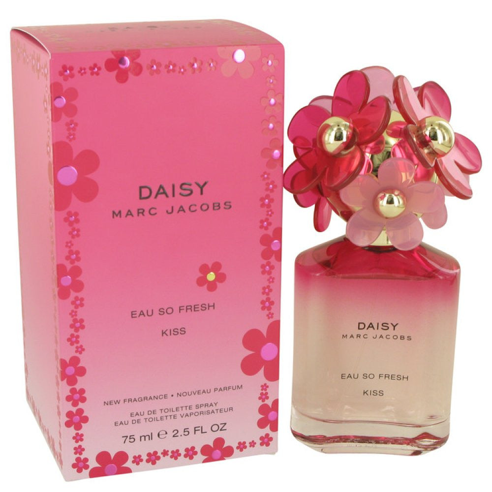 Daisy Eau So Fresh Kiss By Marc Jacobs Eau De Toilette Spray 2.5 Oz