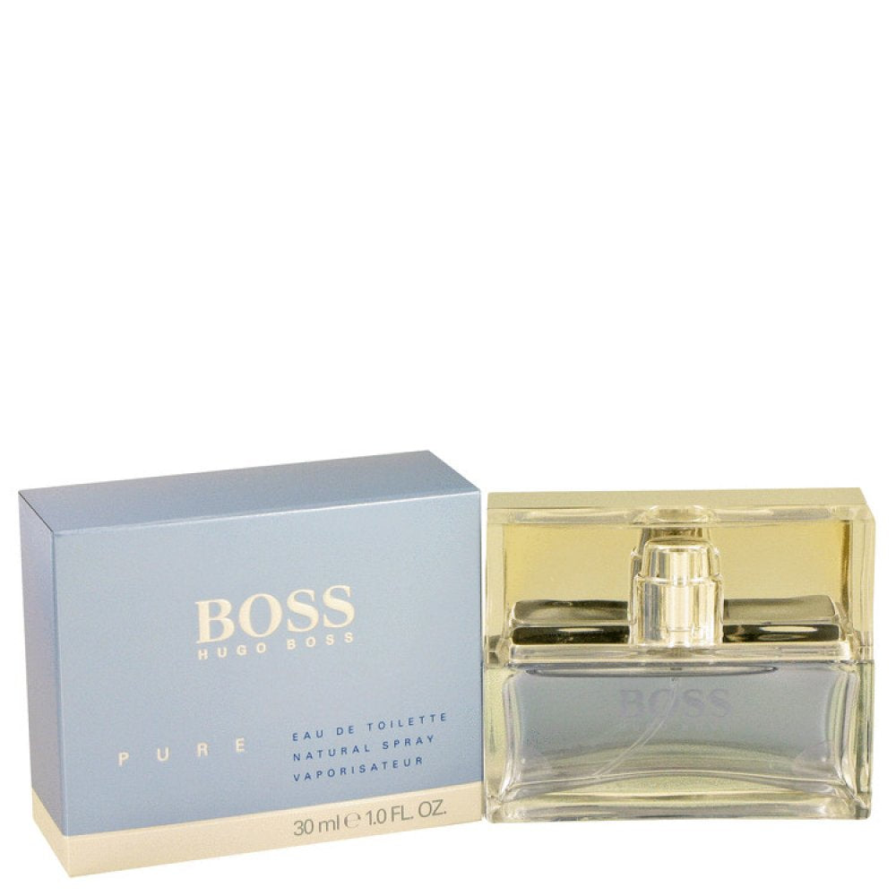 Boss Pure By Hugo Boss Eau De Toilette Spray 1 Oz