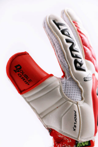 Guantes Rinat Uno Premier NRG Pro Spines Rojo
