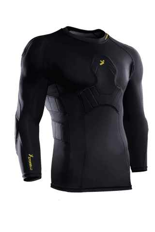 Image of Storelli BODYSHIELD GK 3/4 UNDERSHIRT