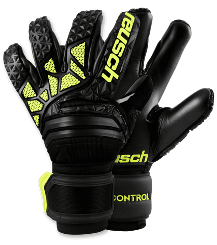 Image of Reusch Fit Control FreeGel MX2 Negro Neon