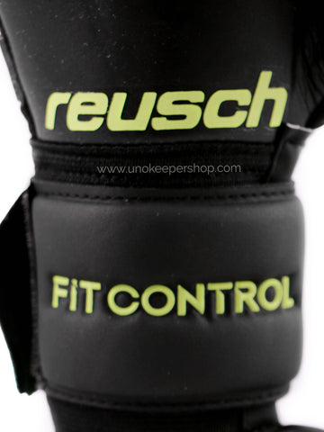 Image of Reusch Fit Control FreeGel S1 Negro Neon