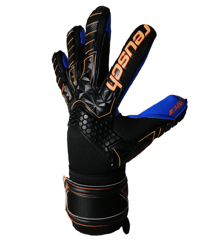 Reusch Attrakt Freegel Mx2 Negro Naranja deep blue