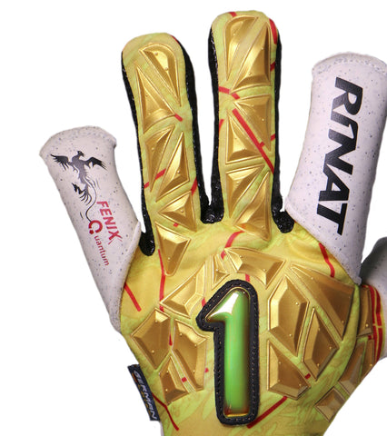 Image of Fenix Quantum Pro Golden Pack