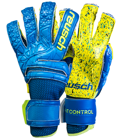 Image of Reusch Fit Control G3 Fusion Evolution Blue Diamond