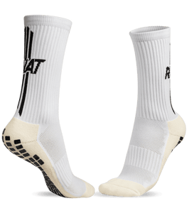Calcetas Rinat Performance Antideslizantes Blanco