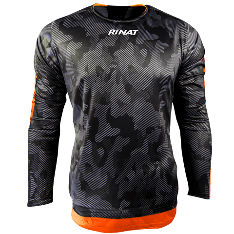 Image of Jersey Sniper Oxford/Naranja