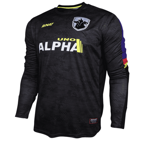 Image of Jersey Rinat Uno Alpha Negro