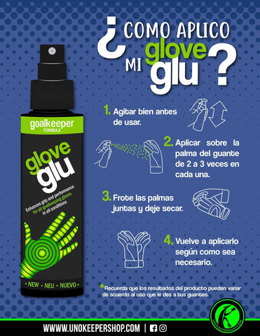 Glove Glu Latex Liquido