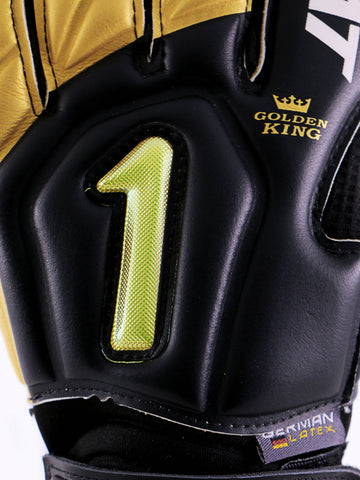 Image of Uno Premier Pro Golden King Negro/Oro