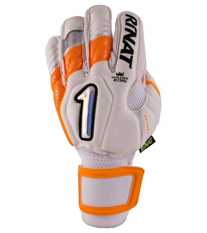 Image of UNO PREMIER GK Golden King SEMI Varrillas Naranja Blanco