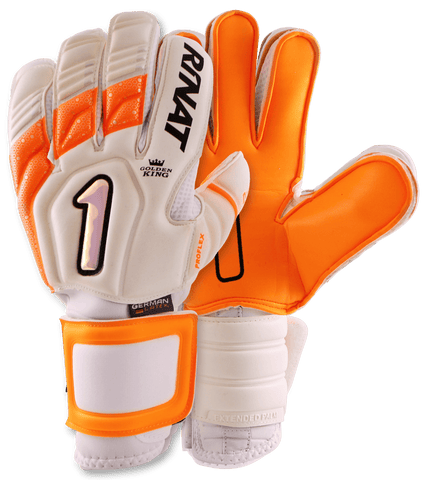 Image of Uno Premier Pro Golden King Naranja/Blanco