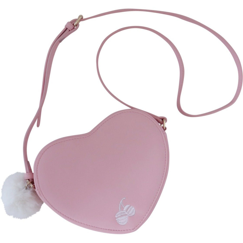 Pink Heart Bag - Girl