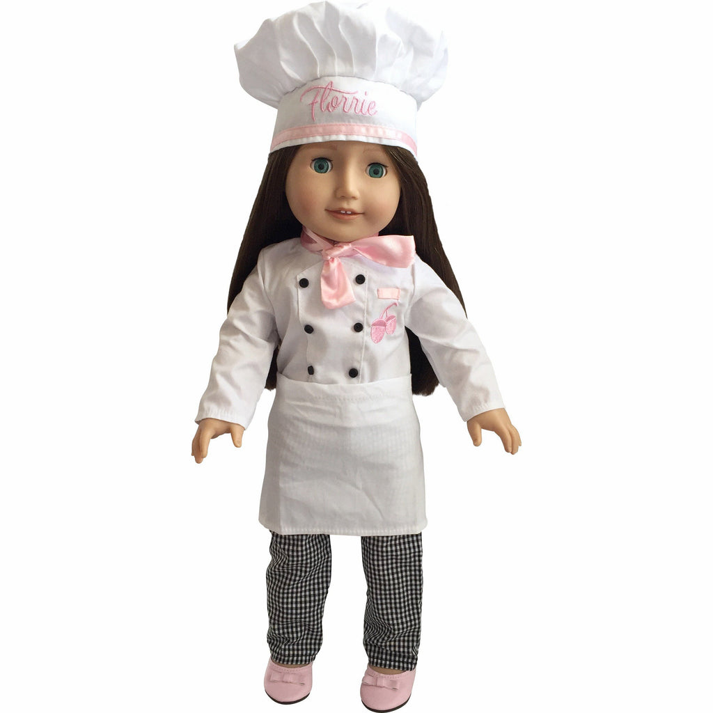 Chef Outfit Set