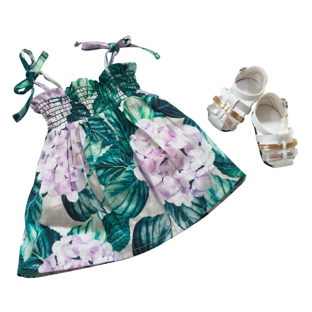 Blossom Dress Set
