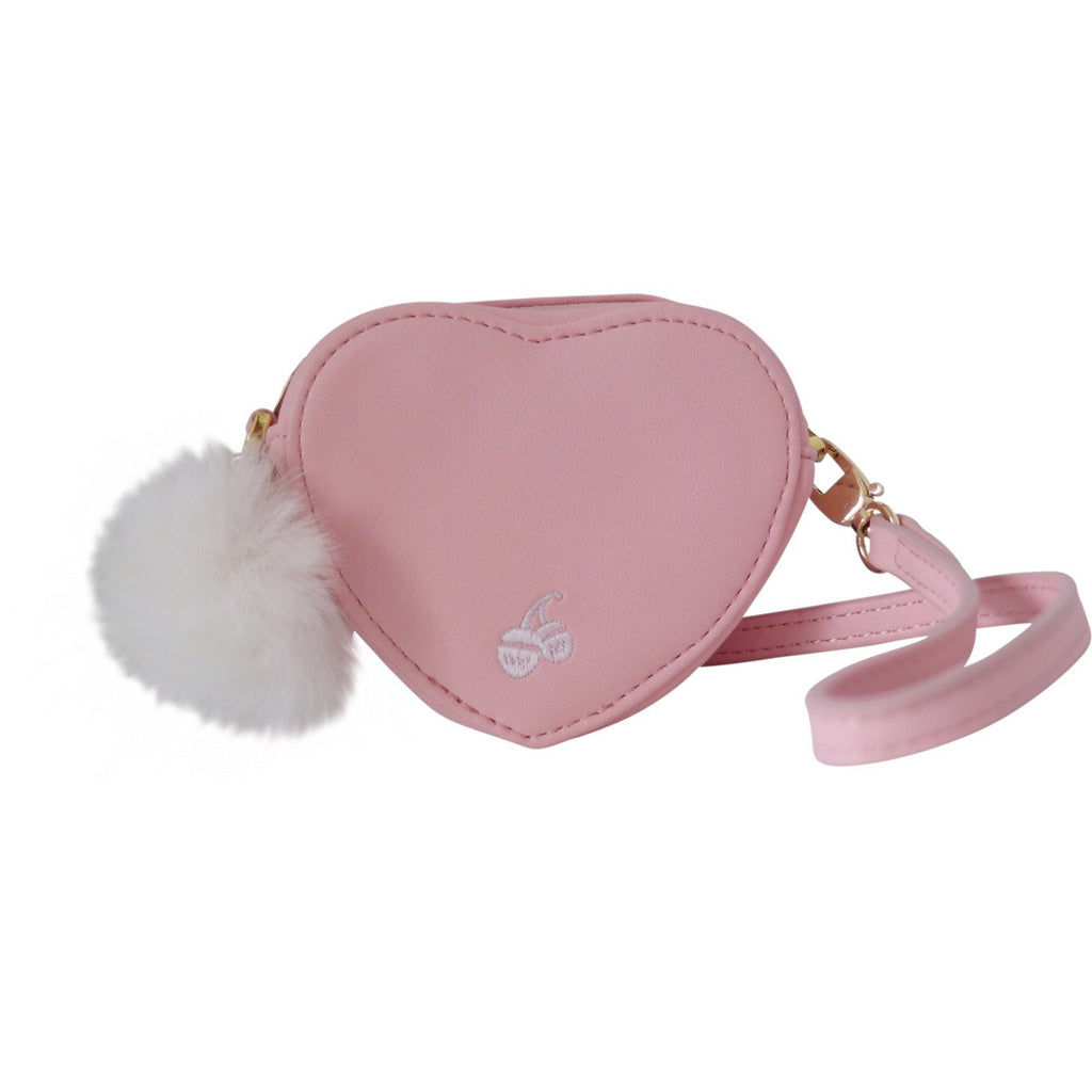 Pink Heart Bag - Doll