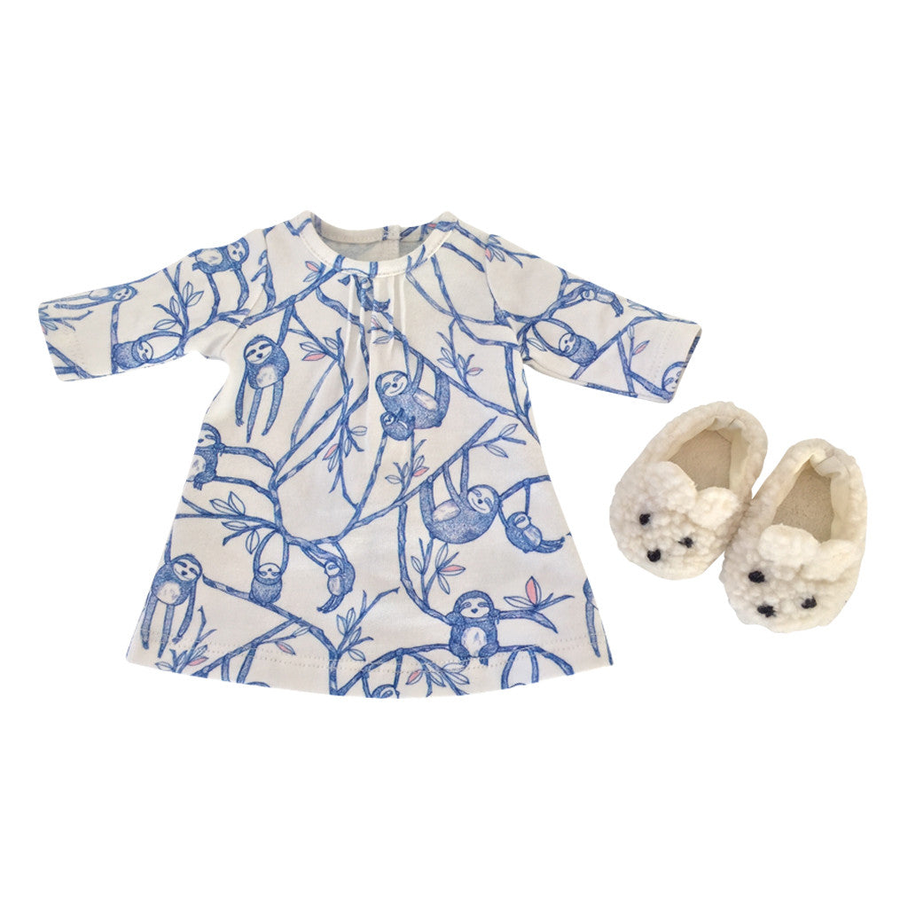 Sloth Nightie Set