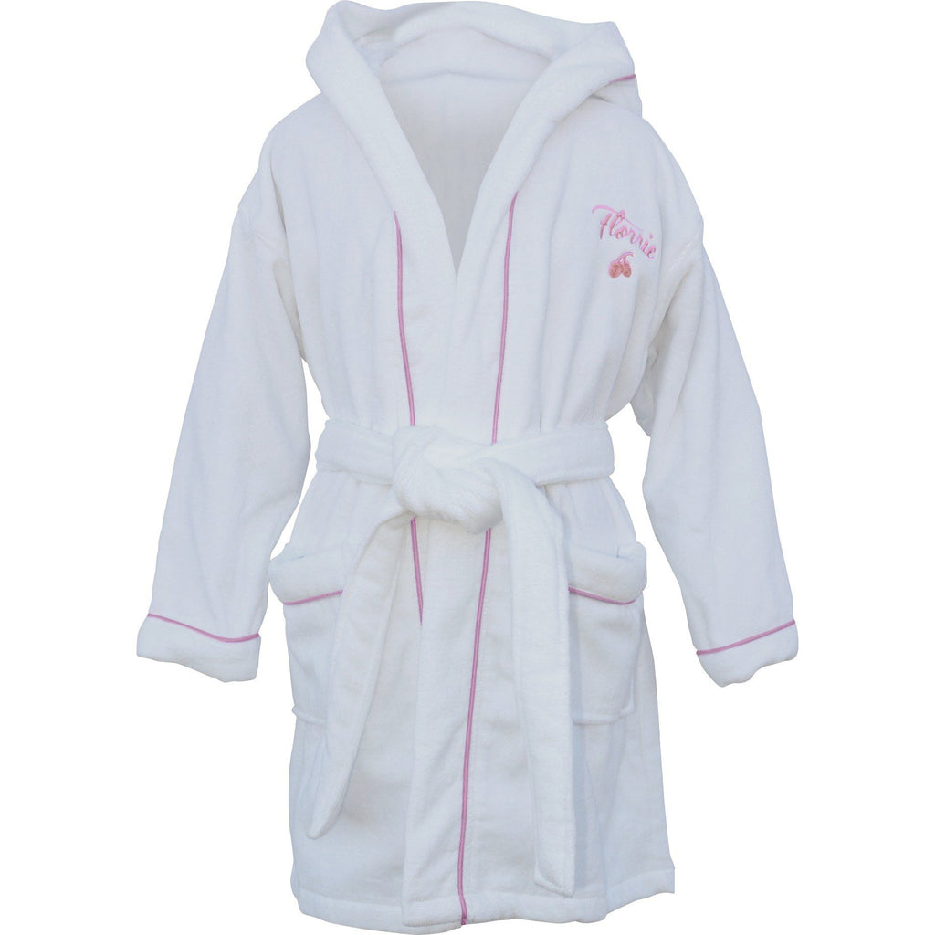 Girl Bathrobe