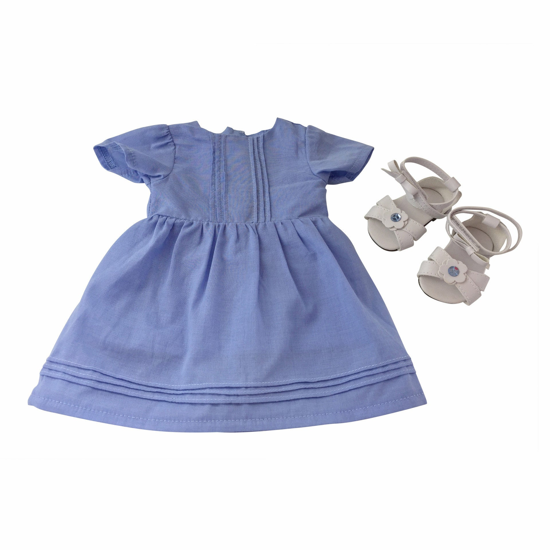 Hydrangea Dress Set
