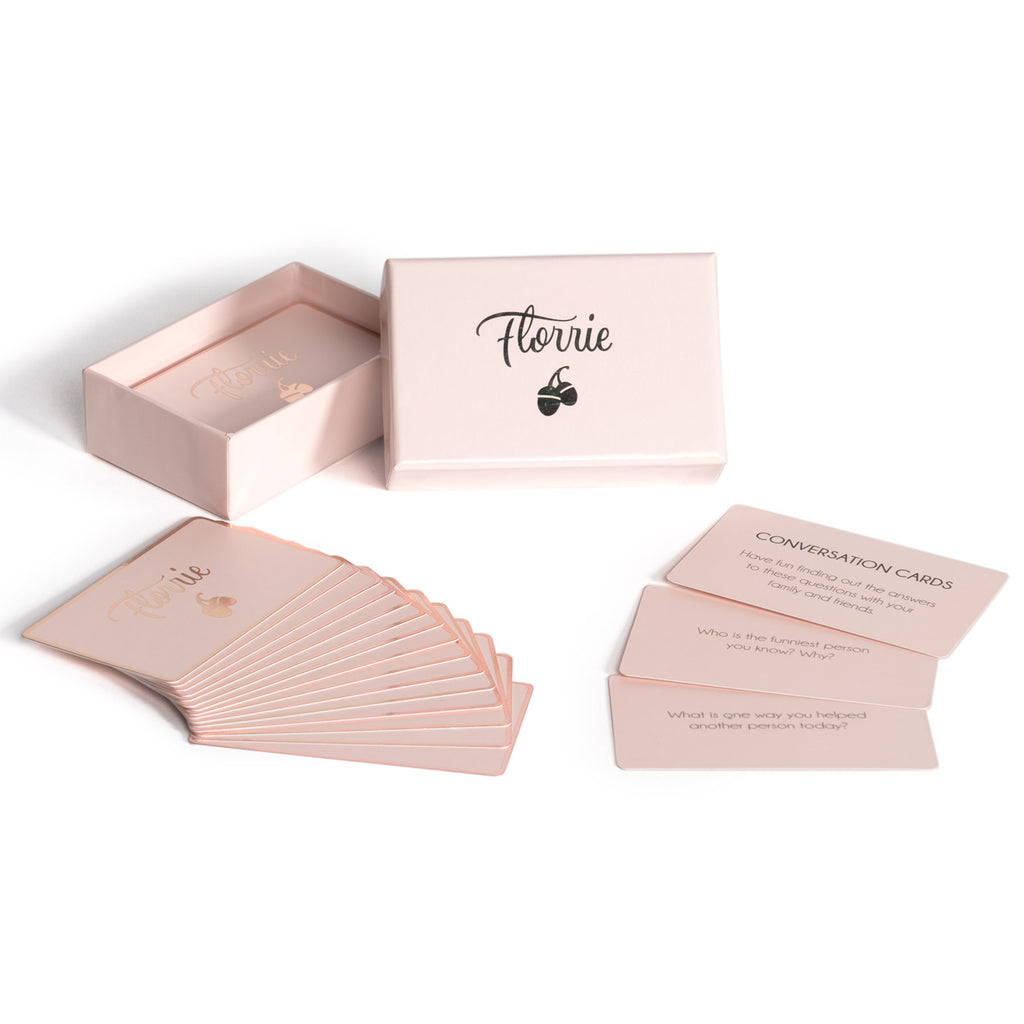 Conversation Cards Pink