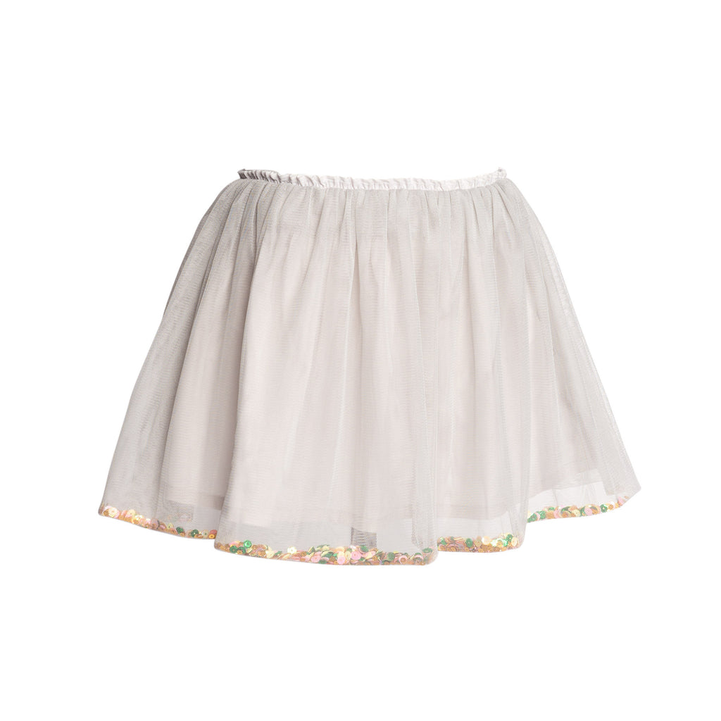 Tulle Sequin Skirt