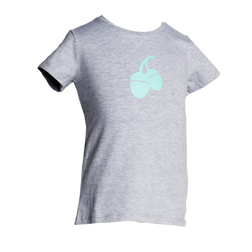 Grey Logo T Shirt