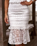 Cordelia Dress - White (PRE ORDER)
