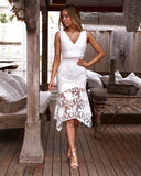 Ivory Dress - White (PRE-ORDER)
