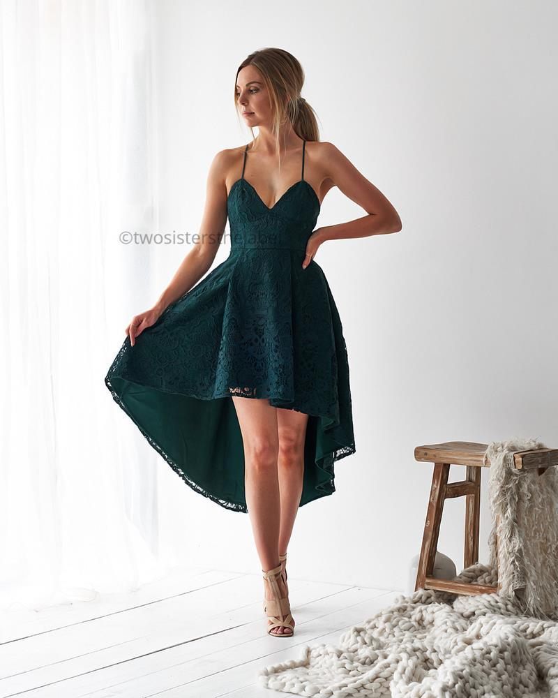 Marilyn Dress - Green