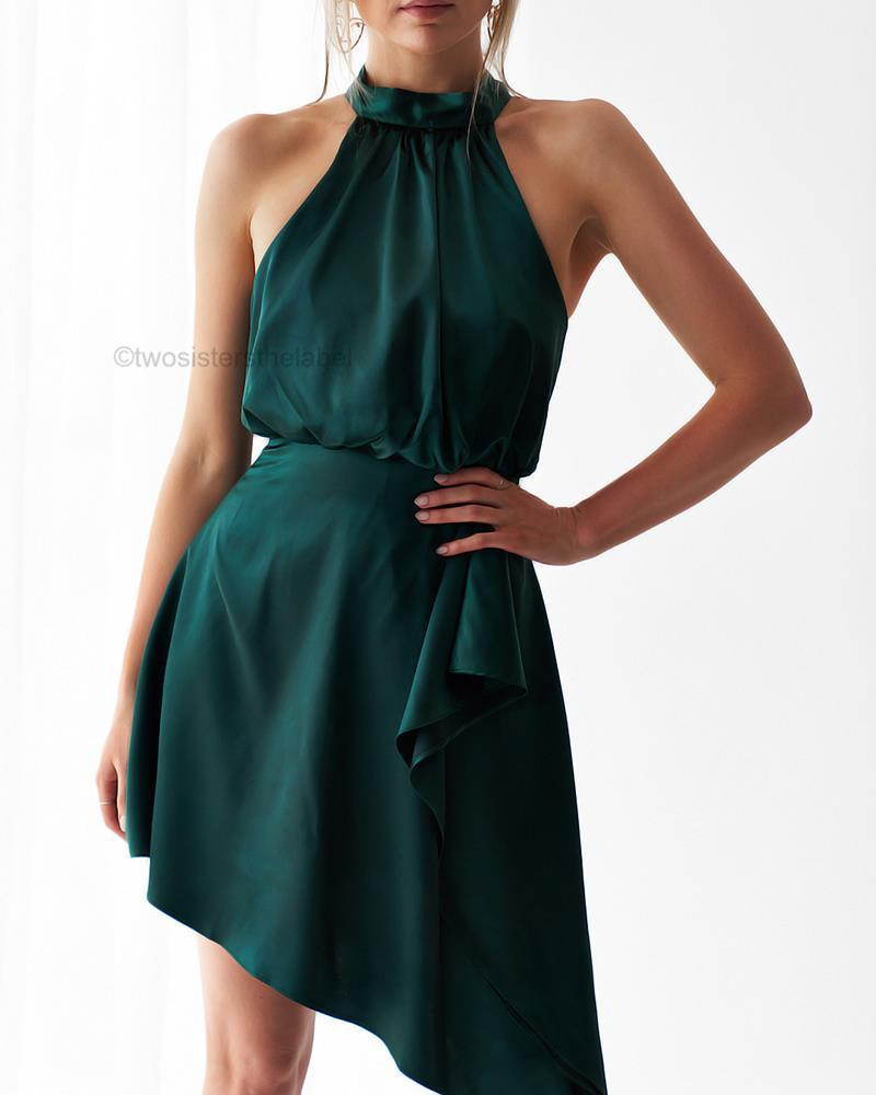 Sierra Dress - Green