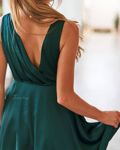 Twosisters The Label Tegan Dress Emerald Green