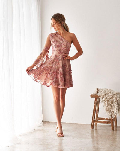 Twosisters The Label Davina Dress Pink