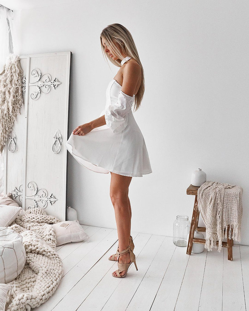 Juliet Dress White