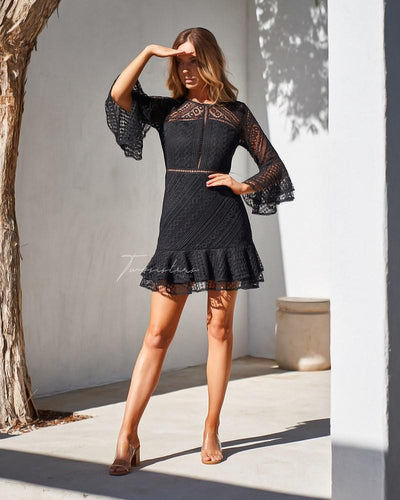 Stacey Dress - Black