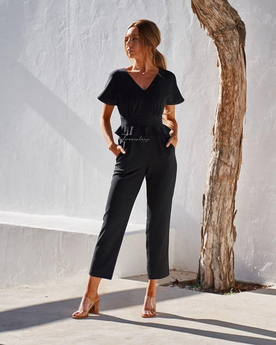 Layna Jumpsuit - Black