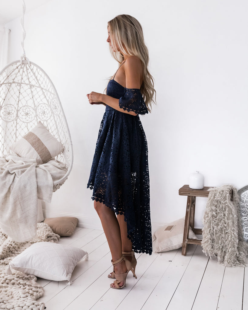 Karlie Dress Navy