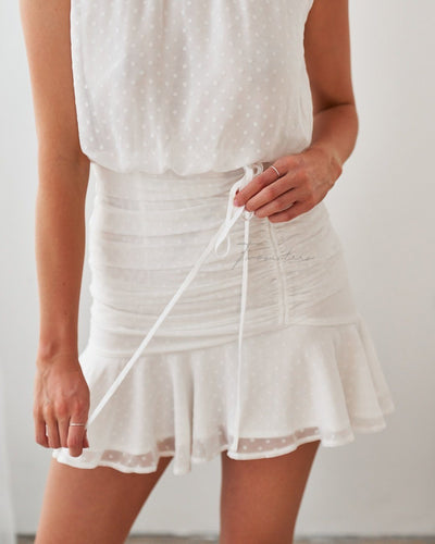 Twosisters The Label Pip Dress White