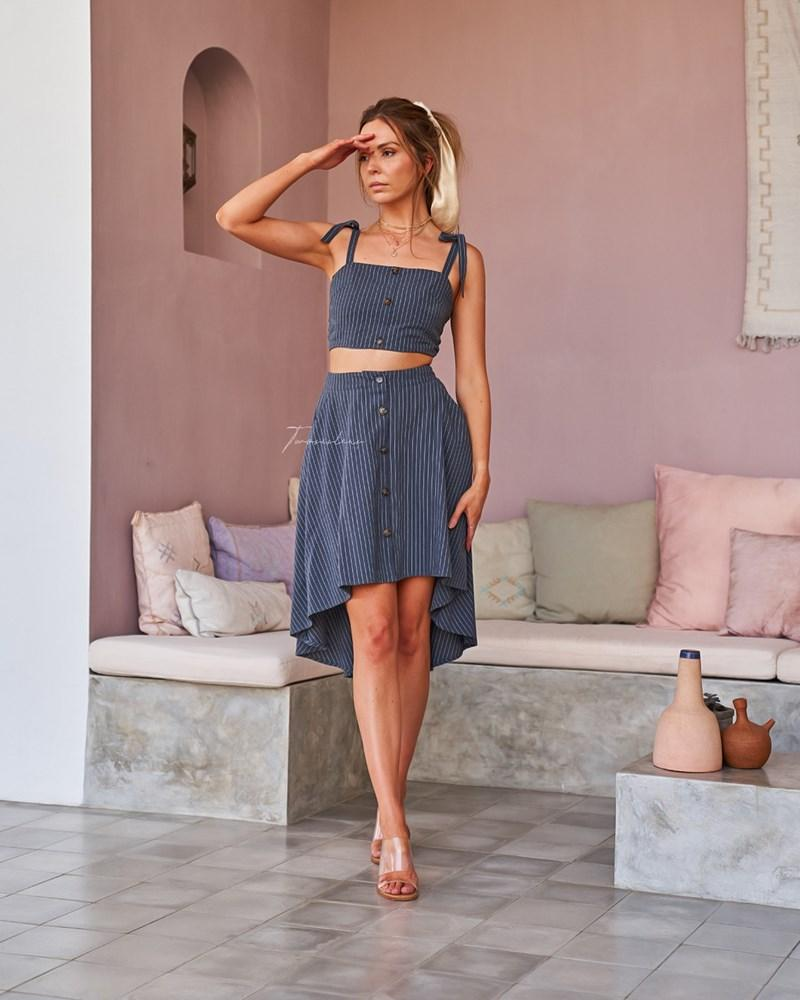 Twosisters The Label Hudson Set Stripe