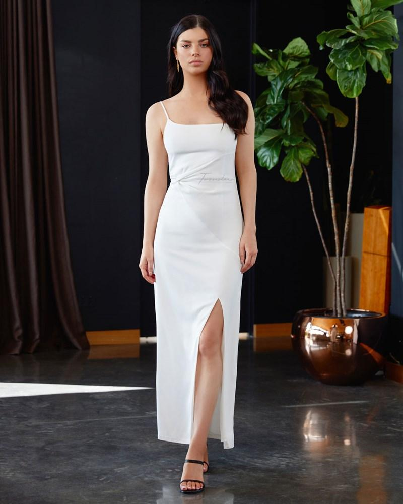 Twosisters The Label Arissa Dress White